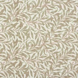 Bilde av Ramas bladmønster - beige og naturhvit