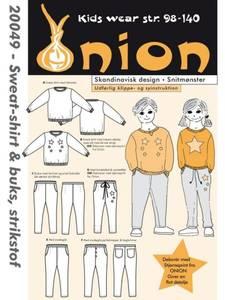 Bilde av Onion 20049 bukse og genser