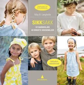 Bilde av Sikksakk sy barneklær av brukte voksenklær