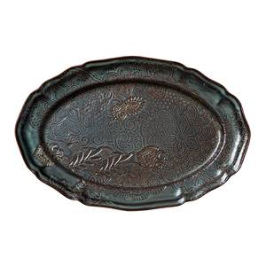 Bilde av Sthål - ovalt serveringsfat, Fig
