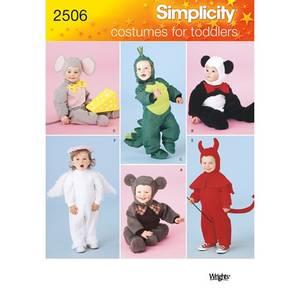 Bilde av Simplicity 2506 Kostyme til barn