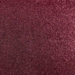 Bilde av Strikket ull plommelilla