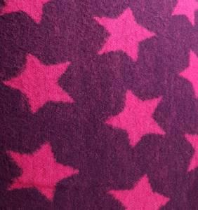 Bilde av Ullfleece - stjerner