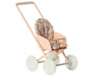 Bilde av Maileg - Micro barnevogn, rosa