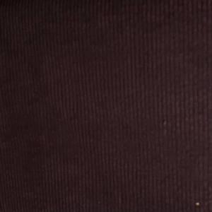 Bilde av Kordfløyel med stretch bredstripet brun
