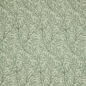 Bilde av Ramas bladmønster - støvet grønn og beige