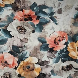 Bilde av Jersey - Akvarell blomster