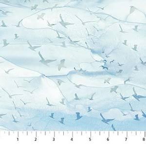 Bilde av Bomull - Sail Away, birds