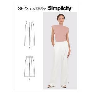 Bilde av Simplicity S9235 Bukse