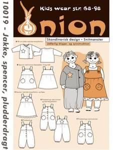 Bilde av Onion 10019 Jakke, selebukse og kjole